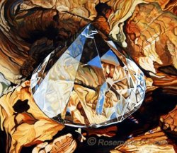 Inside Out Wood Crystal