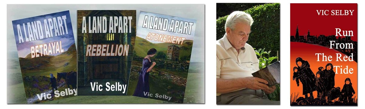 Vic Selby Author and the novels he wrote