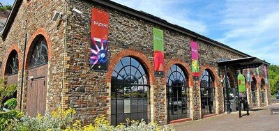 Cynon Valley Museum, Aberdare, South Wales, UK