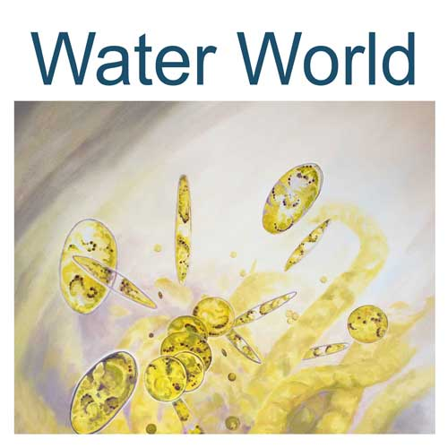 water world art collection