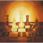 Check Mate Signed Print