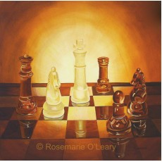 Check Mate - Signed Print